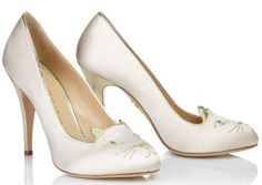【 Charlotte Olympia 】 Kitty 110 1  Taylor swift has these!