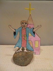 rock church craft
