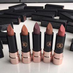 Anastasia lipstick #anastasia #lipstickgoals #makeup