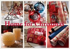 Christmas Trend Group :: :: Trend 2014 – Home for Christmas > no purple/orchid in this group of trends = blues, reds, pinks & many others