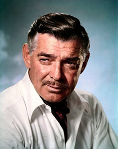 Clark Gable.......more mature but still very handsome.