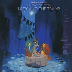 Walt Disney Records The Legacy Collection: Lady and the Tramp CD Disney Movie Rewards, Disney Fan Art, Disney Love, Disney Musik, Walt Disney Records, Leagues Under The Sea, Legacy Collection, Lady And The Tramp, Kid Movies