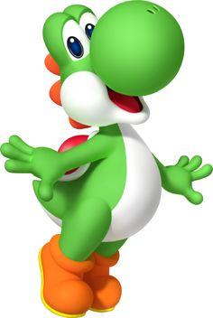9 Meilleures Images Du Tableau Models Yoshi Wii U Et