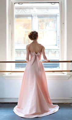Prima Ballerina Julie Kent dons Katie Ermilio in the April issue of Quest Magazine.