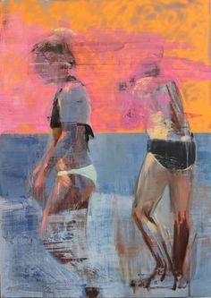 Christos Tsimaris ~ Ibiza, 2014 (mixed media)