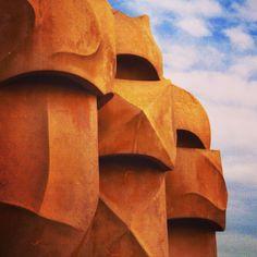 Casa Milla - Gaudí