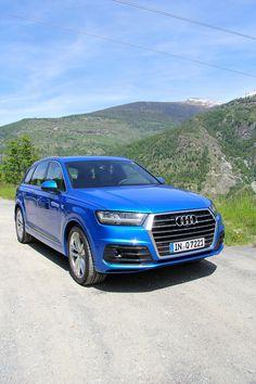 Audi Q7 - AWR Magazin