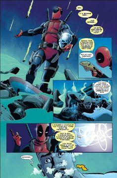 Deadpool Kills The Marvel Universe Iron Man deadpool on Pinterest ...