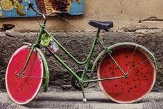 Ein sommerliches i-Tüpfelchen Save Animals, Vegan Lifestyle, Creative Design, Bike, Image, Veil, Dream Interpretation, Poetry, Bicycle