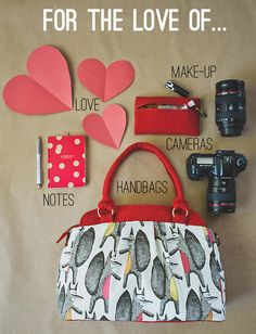 For the love of camera bags