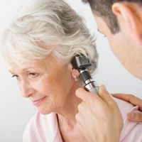 Hearing loss is a common condition in people over age 65. Learn about what causes it and how to prevent it.