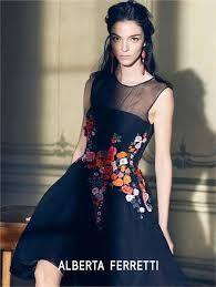 Resultado de imagen de vestido bordado gasa negra