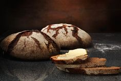 Ruisleipä - the real Finnish Ryebread. Can't live without it!