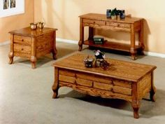 Trend Manor Occasional Tables - 6100 Series