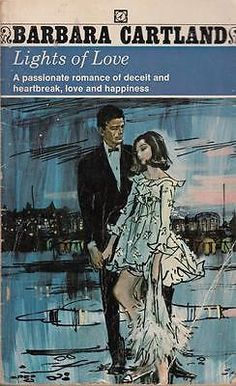 Lights of love - Barbara Cartland - Arrow Books - Acceptable - Paperback