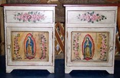 Hand Painted Mexican Furniture | Que Chula Style Mexican Goods ABQ - Hand Painted Furniture - Mexican ...