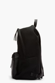 Givenchy black backpack.