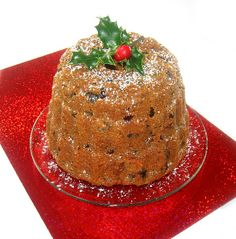 """""""Now bring us some figgy pudding""""- CLASSIC. :) & it has rum in it. even better. :)"""