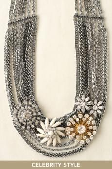 stella + dot necklace