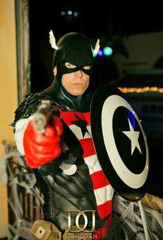 US Agent #captain #america #cosplay