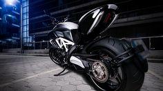 Ducati Diavel AMG by Vilner