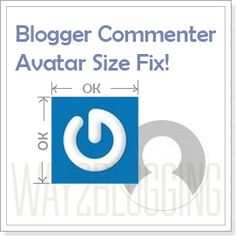 This is a Quick Trick to Show the Blogger Comment Avatar Image Properly. I saw in many blogs Comments avatars. those are Improper in size. This is because of the CSS of both Default Comments System and Threaded Comments. which are present in your template and showing the avatar image improperly. here is the Quick [...]