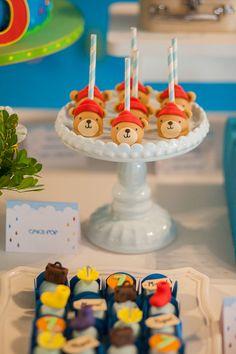 festa com gosto giselle sauer aniversario infantil urso chuva colorido inspire-25