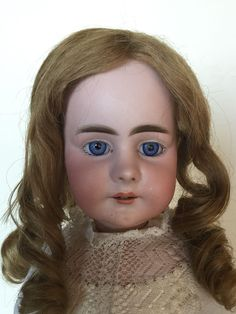 Beautiful Antique Simon Halbig Lady Doll 949 from cadeaux on Ruby Lane
