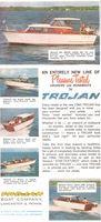 Trojan Sea Breeze Boats 1960 Ad Picture
