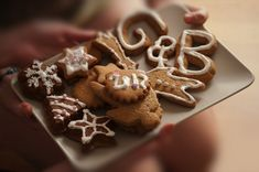 Ginger - Имбирное печенье