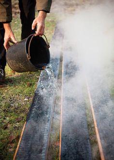 technqiue bois brûlé                                                       …                                                                                                                                                                                 Plus