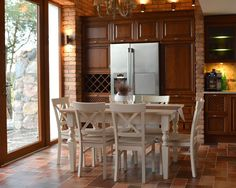 DĘBOWA KUCHNIA - REALIZACJA Furniture, Home Decor, Decoration Home, Room Decor, Home Furnishings, Home Interior Design, Home Decoration, Interior Design, Arredamento