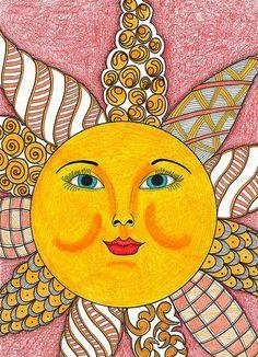 el sol nos vé