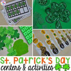 St. Patrick's Day Ce