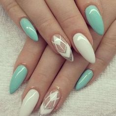 Paznokcie - Boski manicure