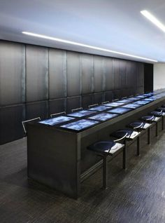 Yabu Pushelberg | Unique Office Meeting Room | @Karuna @ Painted & Patched @ Painted & Patched @ Painted & Patched Sudachit