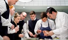 Per Se- the #1 restuarant in NY as per Sam Sifton of the NYTimes final review.  One day I will go!