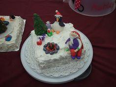 GORGEOUS Christmas CAKE № 2