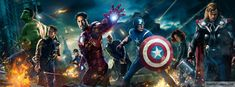 Avengers Facebook Covers