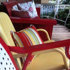 85 best gliders images outdoor furniture outside furniture rh pinterest com