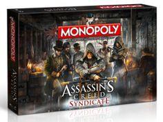 Winning Moves: #Monopoly #AssassinsCreed