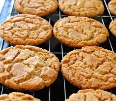 Is there anything better with a cup of tea on a wintery afternoon than ginger biscuits? These Cornish Fairings are a Queen amongst ginger biscuits,try them! Gourmet Recipes, Sweet Recipes, Baking Recipes, Cookie Recipes, Dessert Recipes, Desserts, Biscuit Recipes Uk, Recipe Of Biscuits, Lactose Free Biscuits