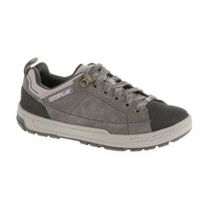 c27368fd6df7f4 Cat Footwear Women s Brode Steel-Toe Work Shoes (Grey