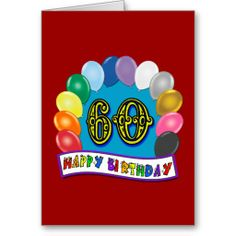 Happy 60th Birthday Cards   happy 60th birthday birthday design for a special 60th birthday this ...