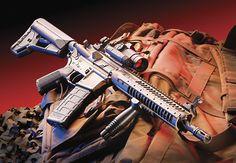 LWRC International M6A2 Special Purpose Rifle
