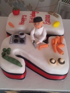 cake decoration chef - Google Search