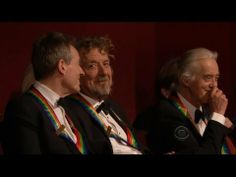 Led Zeppelin - Kennedy Center Honors (12-26-12) FULL Segment