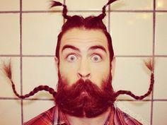 El hombre con la barba más rentable del planeta | Esta es la historia de Incredibeard, la barba más increíble del mundo | PlayGround