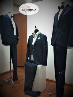 GUERRINO STYLE Uomo#Man & Confort #Cerimonie  (Sinistra) #Manuel Ritz (Centro) #Manuel Ritz #Camiceria Xacus (Destra) #Havana & Co.
