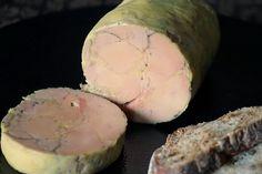 Ballotine de foie gras nature. Cuisson du foie gras mi-cuit facile.. La recette par Chef Simon.
